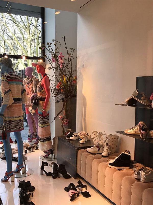 promo code 37382 3930f prange - Schuhe und Blumen im Frühjahr 2018